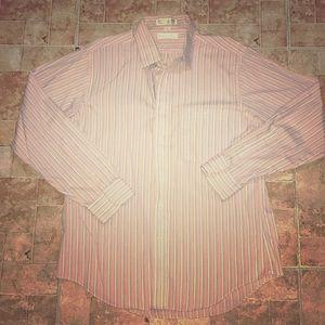 Men's Christian Dior Button Down Dress Shirt